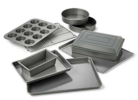 Review Calphalon Nonstick Bakeware 10-pc.