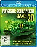 Snakes 3D - Vorsicht: Schlangen [3D Blu-ray]