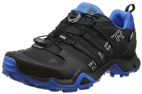 adidas Terrex Swift R GTX, Men's Low Rise Hiking Shoes, Black (Core Black