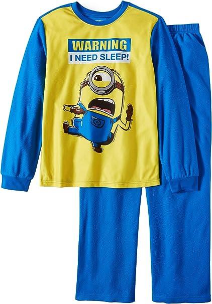 Minions sleepwear boys size 4//5 new free shipping