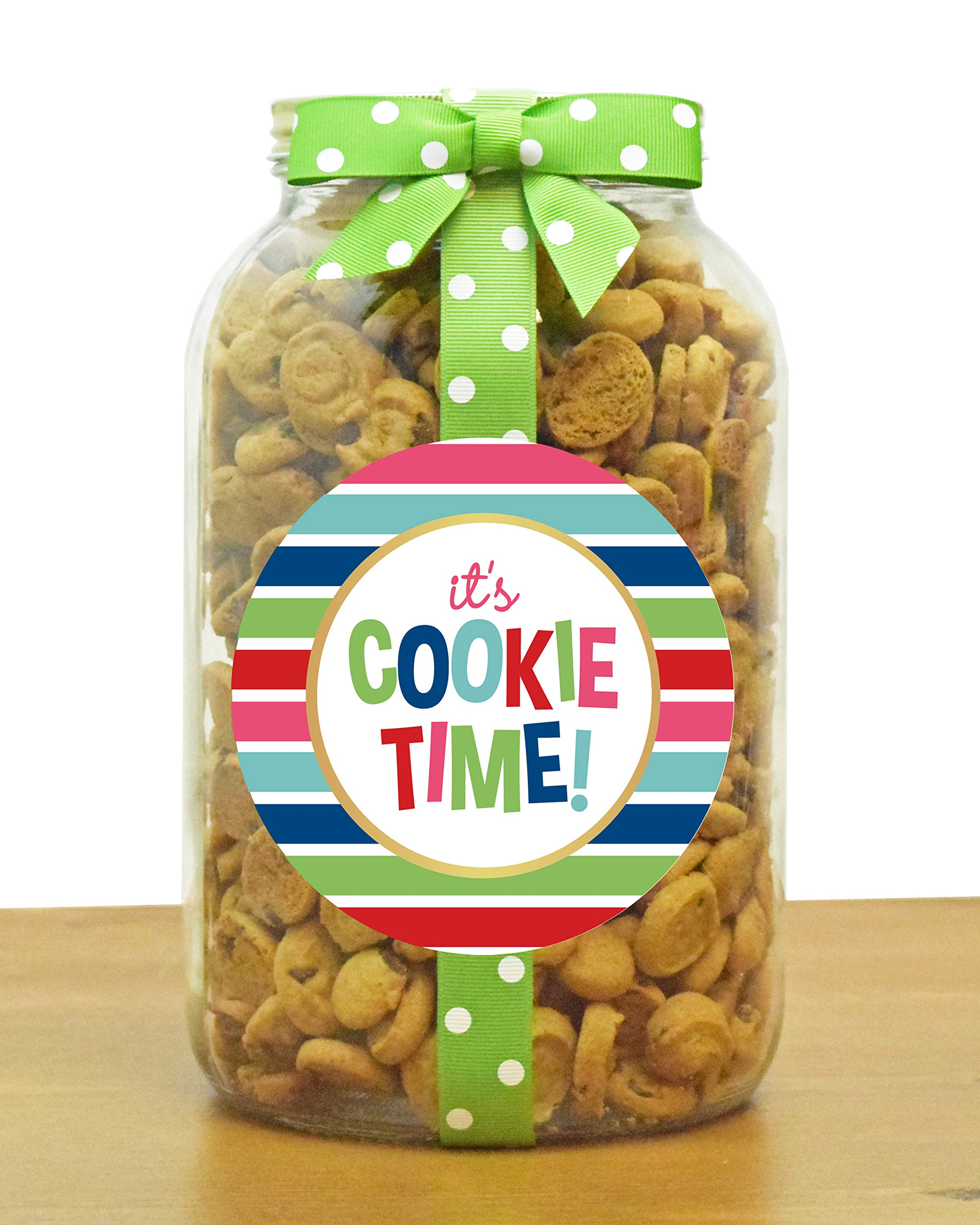 Nam's Bits Chocolate Chip Cookies - ''It's Cookie Time'' (CSCT) (Gallon (40oz))