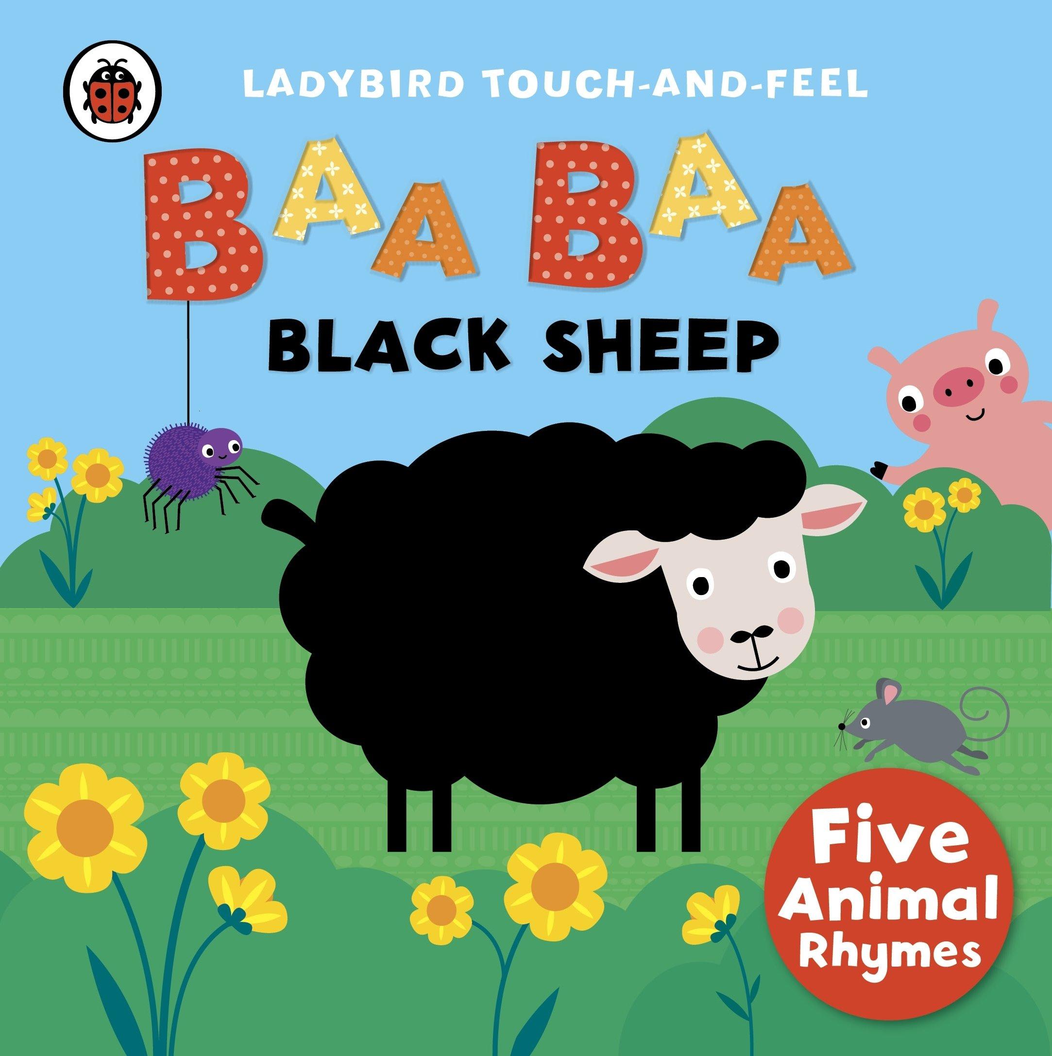 Baa Baa Black Sheep 9780241189696 Amazon Com Books