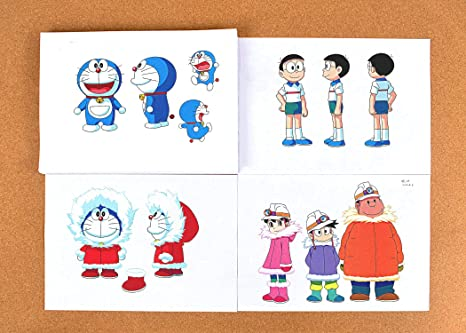 Doraemon The Movie Great Adventure in The Antarctic Kachi Kochi ...