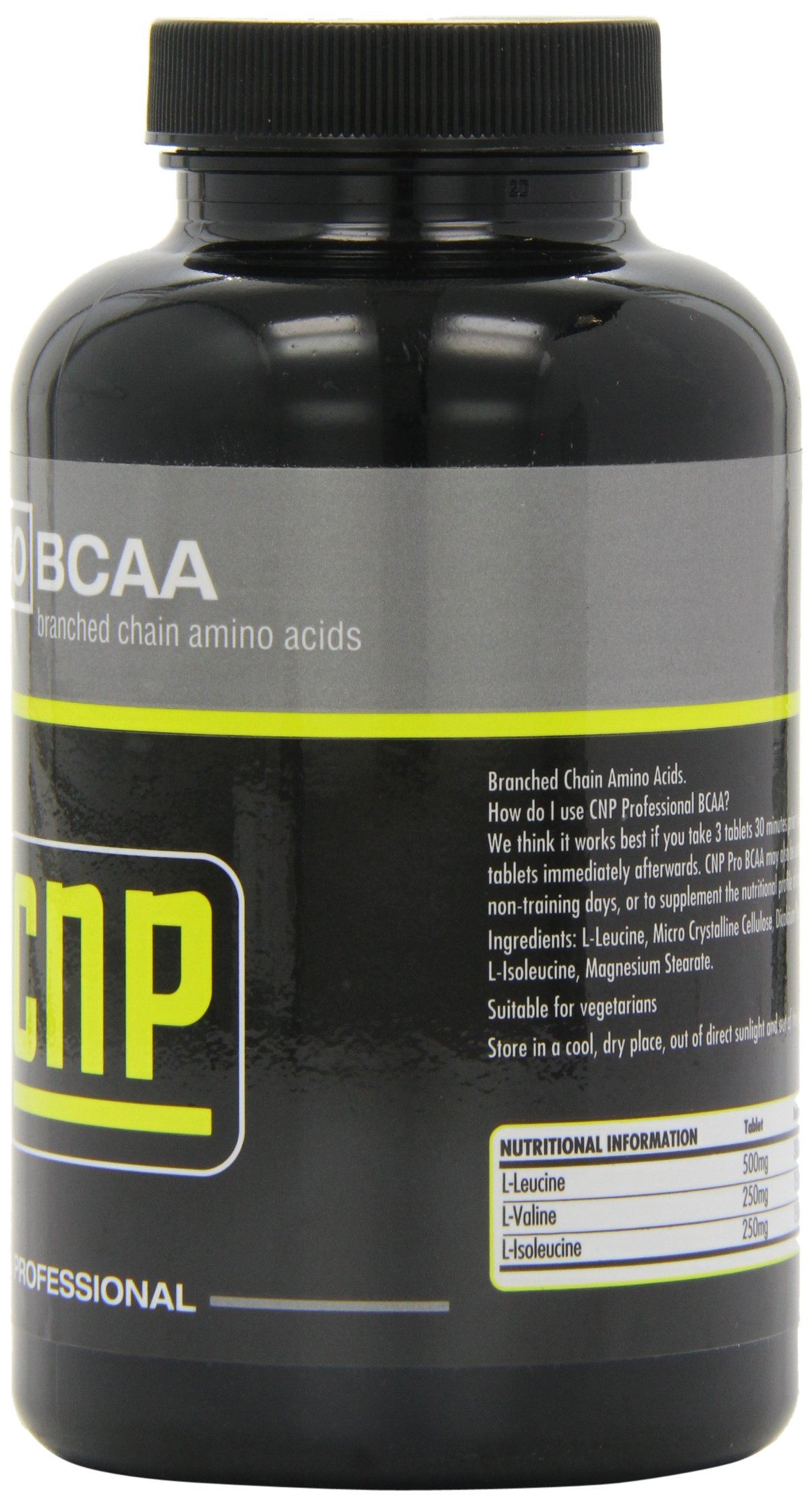 CNP Pro BCAA 180 tablet by CNP (Image #3)