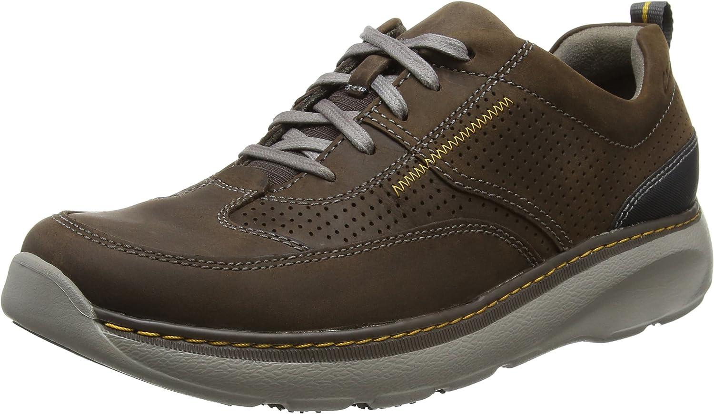 Clarks Charton Mix, Zapatos de Cordones Derby para Hombre