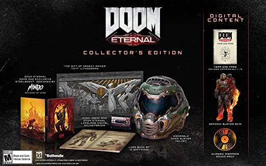 DOOM Eternal: Collector's Edition - Xbox One