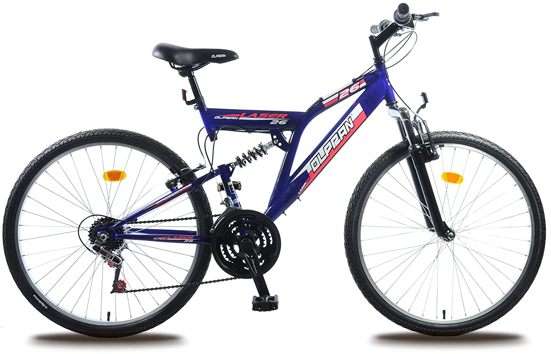 "OLPRAN Herren Laser 26"" Radsport, Mehrfarbig, XL XL Mehrfarbig, d9083b"