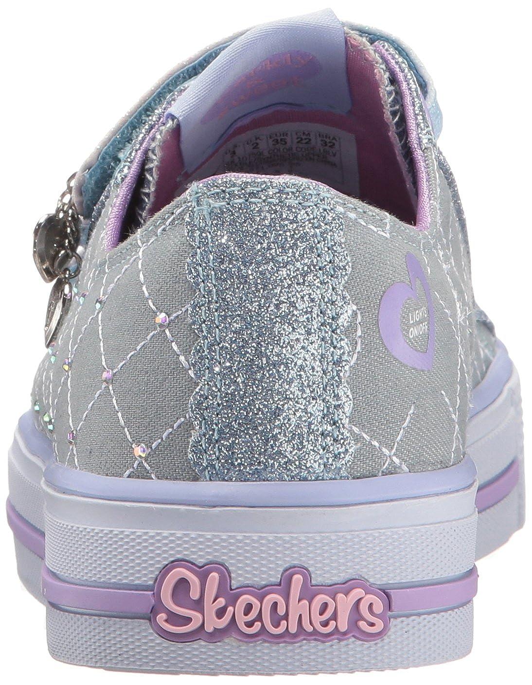 Skechers Kids Kids' Shuffles Dazzle Dash Sneaker
