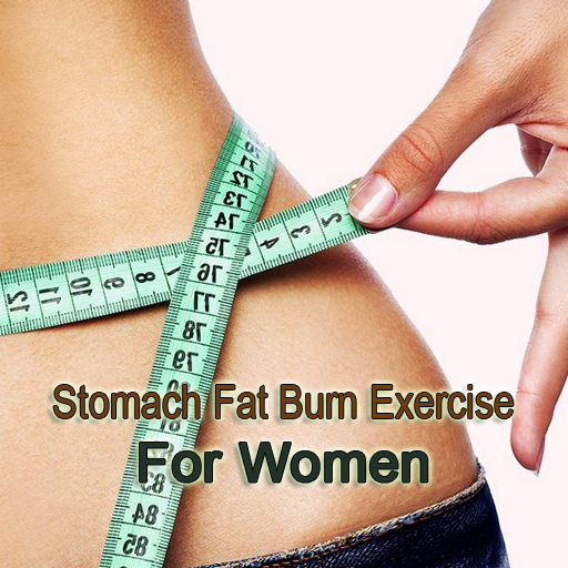Best Way to Flat Stomach For Women - Exercise To Burn Stomach Fat At Home (The Best Stomach Exercises To Burn Fat)