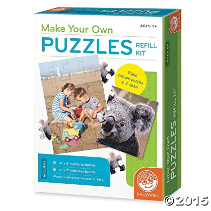 buy make your own puzzles refill game online at low prices in india