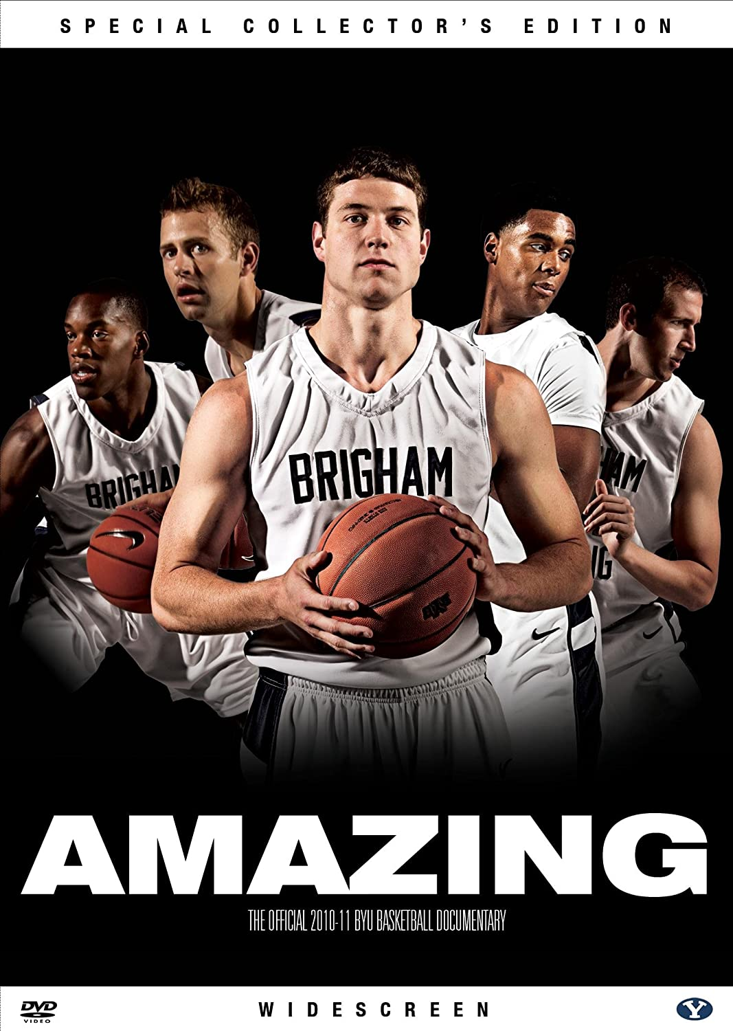 Amazon.com: Amazing: The Official 2010-11 BYU Basketball Documentary: Jimmer Fredette, Coach Dave Rose, Dick Vitale, Jackson Emery, Jonathan Howe: Movies & ...