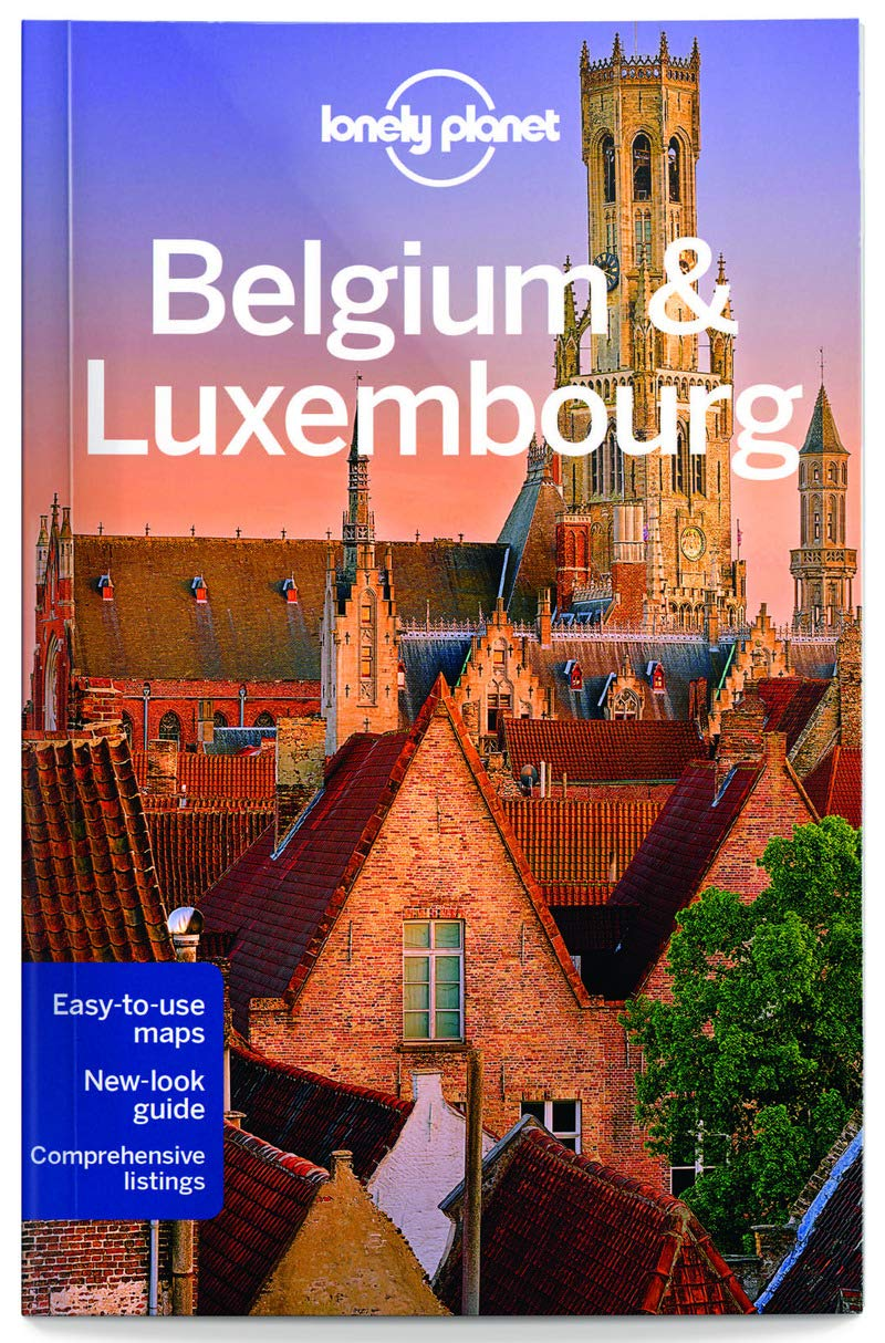 Read Online Lonely Planet Belgium & Luxembourg (Travel Guide) PDF