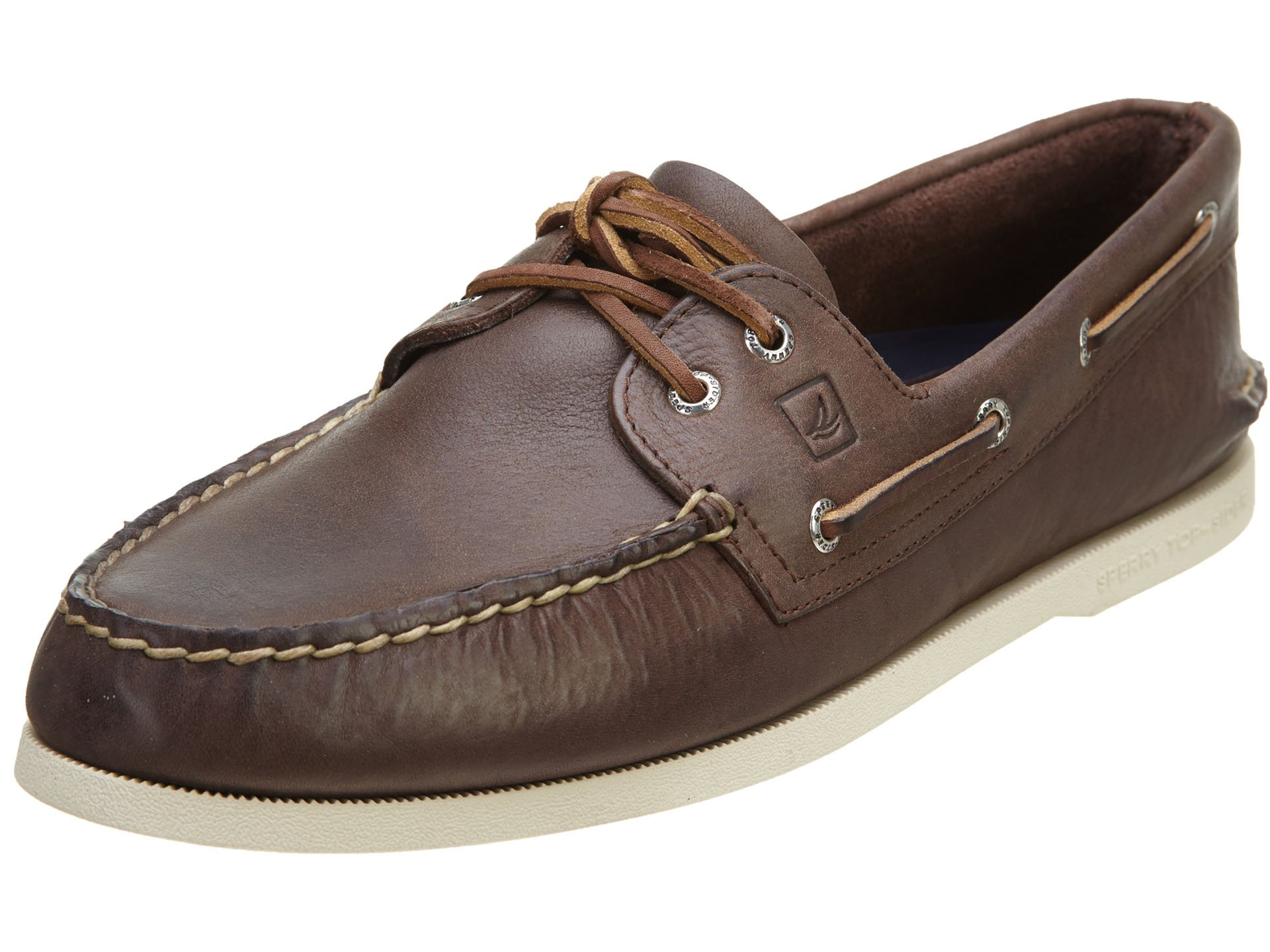 Sperry Top Sider A/O 2-Eye Mens Style: STS12413-Brown Size: 10.5 M US