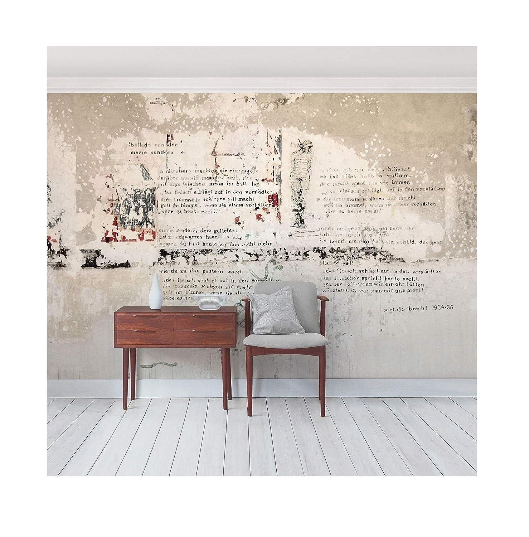 Apalis Shabby Concrete Look Look Look Vliestapete, 255x384 cm B01N6Y1MGO Wandtattoos & Wandbilder 7c1385