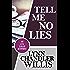 Tell Me No Lies (An Ava Logan Mystery Book 1)