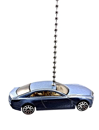Hot Wheels CADILLAC Diecast Car Ceiling Fan Light Pull Ornament 164 Cadillac Elmiraj