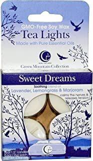 product image for Way Out Wax, Tealight Sweet Dreams Box, 4 Count