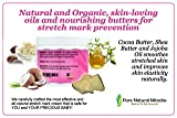 Stretch Mark Cream for Pregnancy, Belly Butter