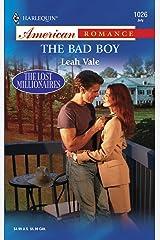 The Bad Boy Mass Market Paperback
