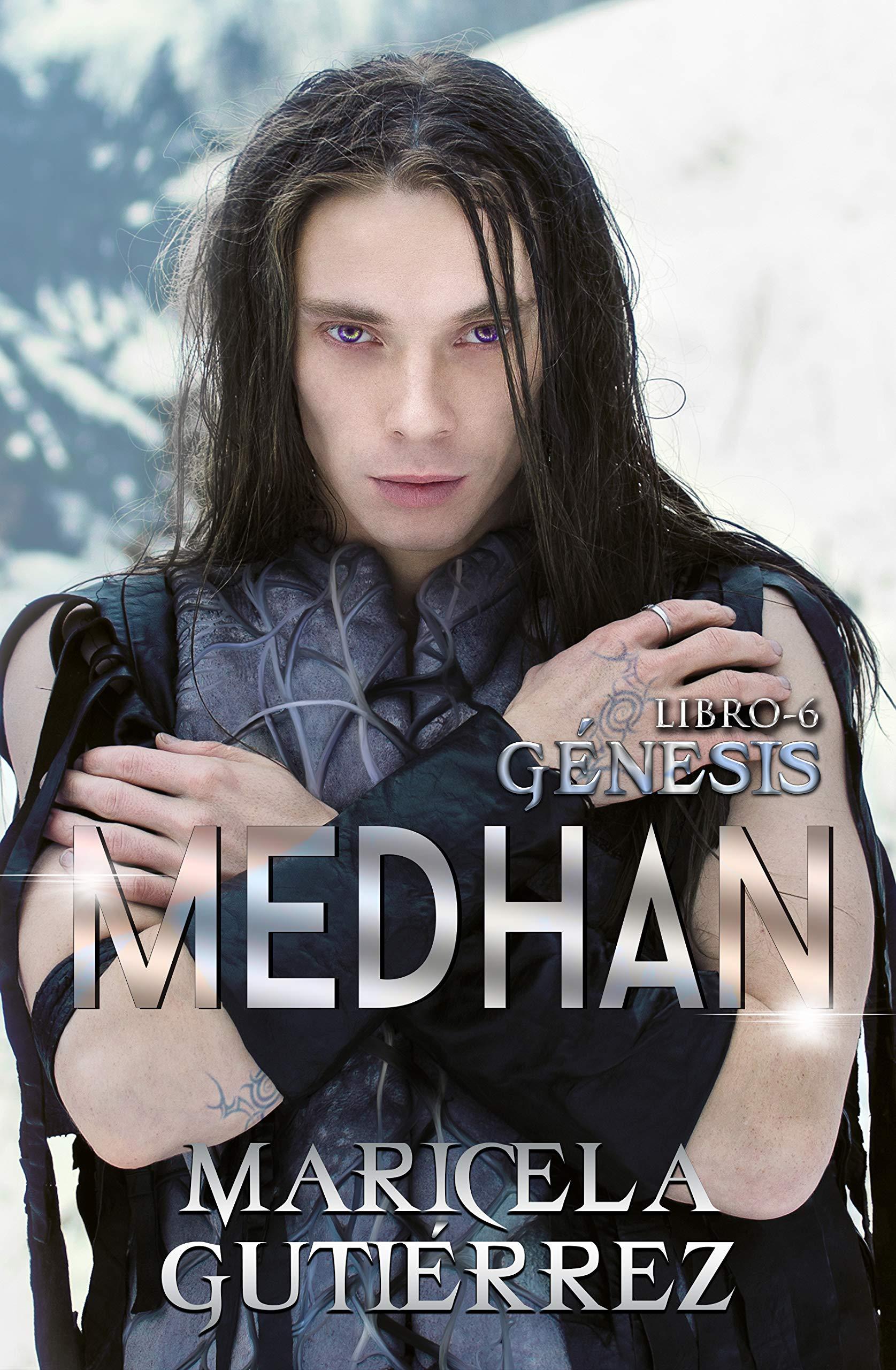 MEDHAN (Génesis nº 6) por Maricela Gutiérrez