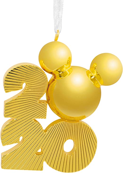 Disney Mickey Mouse Icon 2020 Metal Christmas Ornament Amazon.com: Hallmark Christmas Ornament 2020 Year Dated, Disney