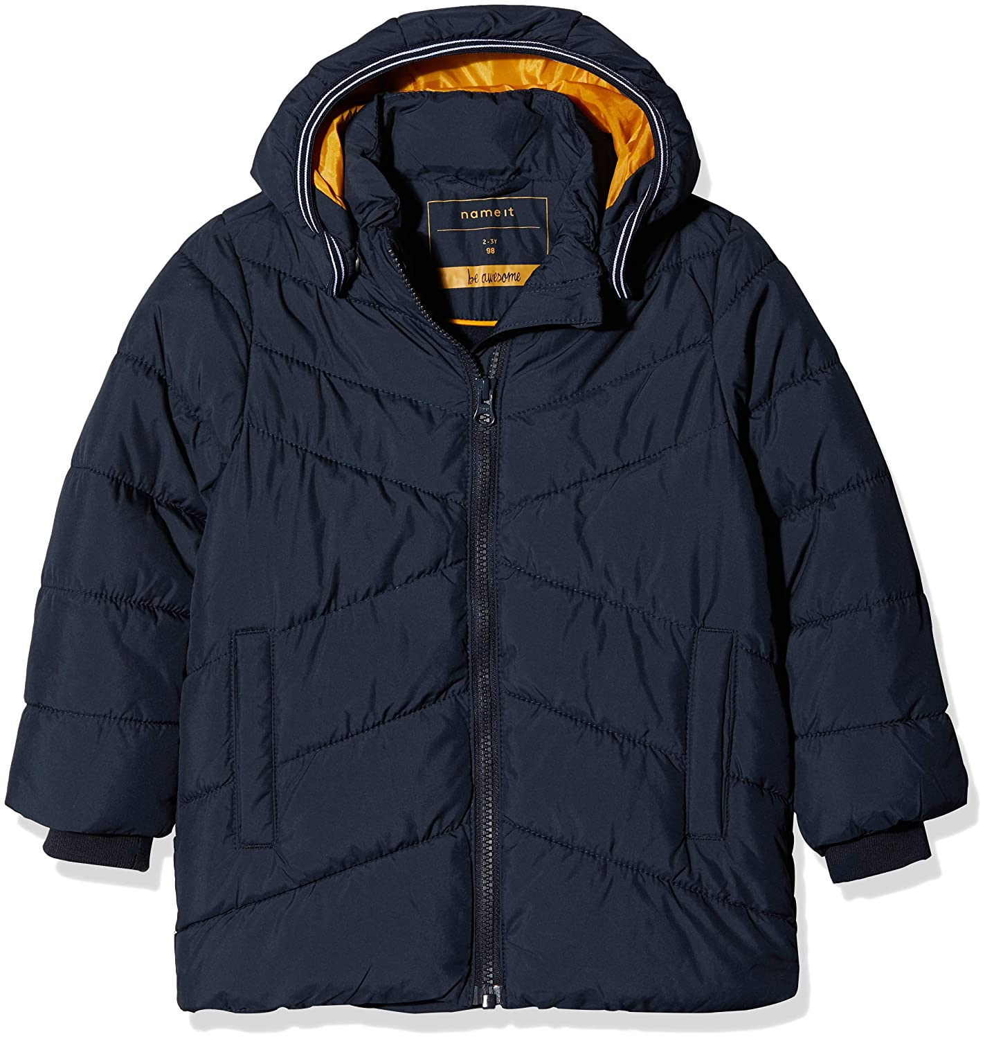 NAME IT Baby - Jungen Jacke Nmmmil Puffer Jacket Camp 13156124