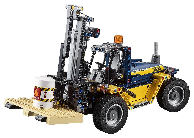 Lego 42079 Heavy Duty Forklift Technic Lego Amazoncouk Toys Games