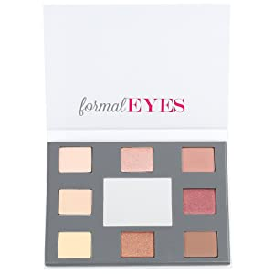 Coastal Scents FormalEYES Eye Shadow Palette (PL-043)