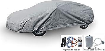 PORSCHE 993 INDOOR OUTDOOR FULLY WATERPROOF CAR COVER COTTON LINED HEAVY DUTY