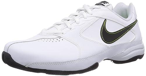 Nike Air Affect Vi - Zapatillas para hombre, color weiß (white/black-pure platinum-volt), talla 48.5: Amazon.es: Zapatos y complementos