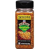 McCormick Roasted Garlic & Herb Seasoning, 9.25 OZ (Pack of 1)