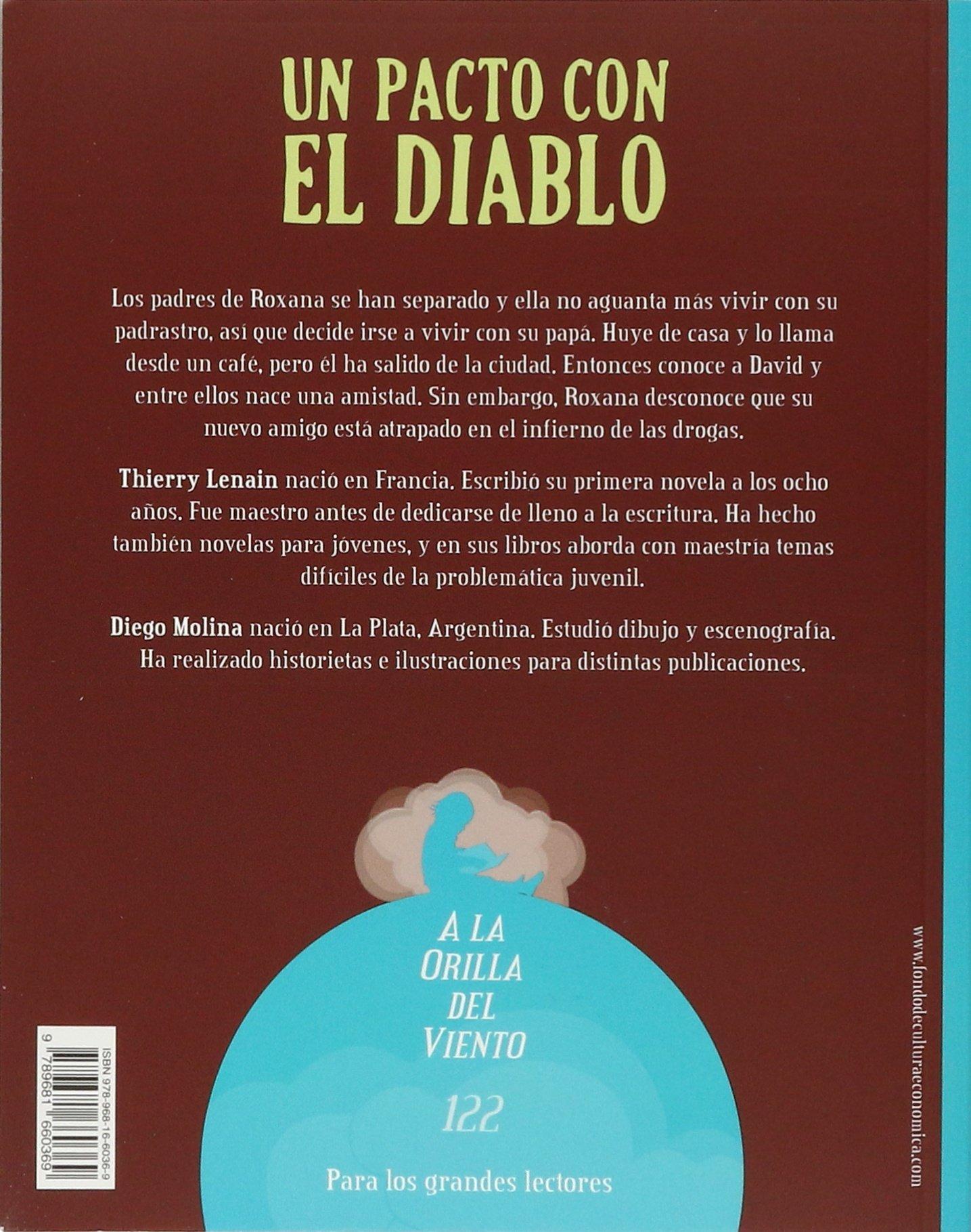 Un pacto con el diablo (A La Orilla Del Viento) (Spanish Edition): Lenain Thierry: 9789681660369: Amazon.com: Books