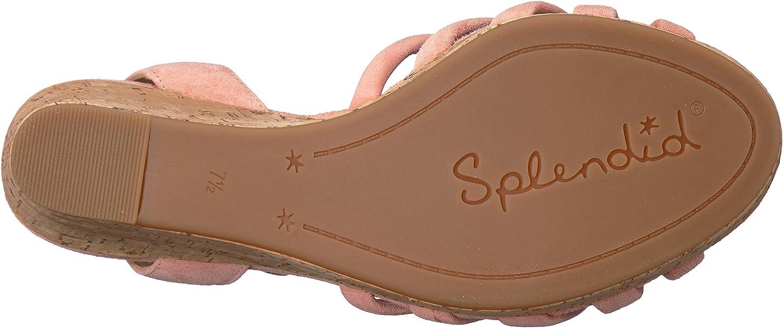 Splendid Womens Fallon Wedge Sandals