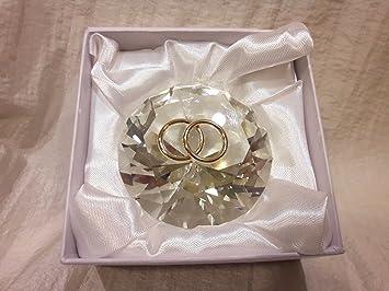 Bomboniere Matrimonio Amazon.L Angolo Barletta Bomboniere Matrimonio Nozze Oro 50 Diamante