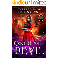 Once Upon A Devil: A Dark Academy Reverse Harem Bully Romance (Everafter Academy Book 3) (English Edition)