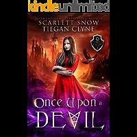 Once Upon A Devil: A Dark Academy Reverse Harem Bully Romance (Everafter Academy Book 3)