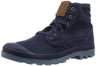 Palladium Men's Pallabrouse LC Chukka Boot, Navy, ...