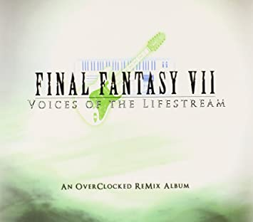 final fantasy vii voices of the lifestream