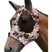 Harrison Howard Superior Comfort - Máscara de mosca para caballo con malla suave con protección UV para el ambiente de…