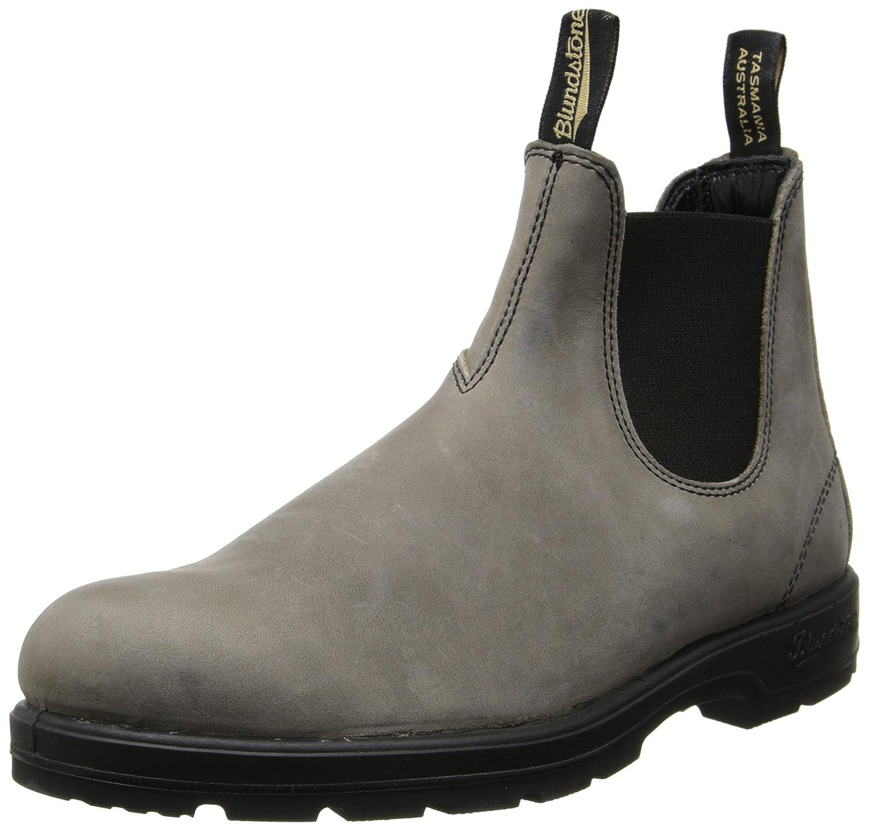 Blundstone Unisex Super 550 Series Boot B00BXLVF54 10.5 UK/11.5 M US/13.5 B(M) US Steel/Grey