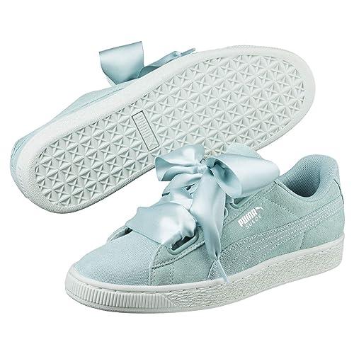 design de qualité a0b1c 96566 Puma Suede Heart Pebble Wn's, Sneakers Basses Femme