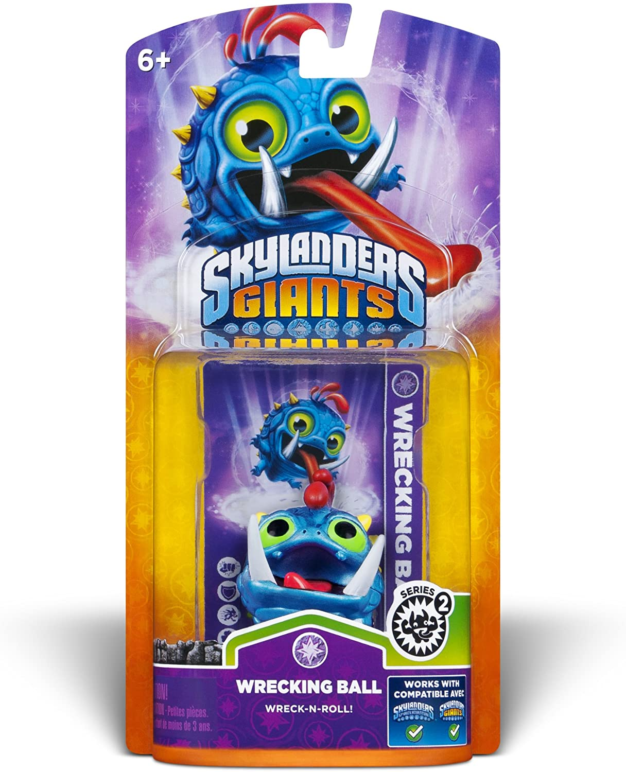 amazon com skylanders giants single character pack core series 2