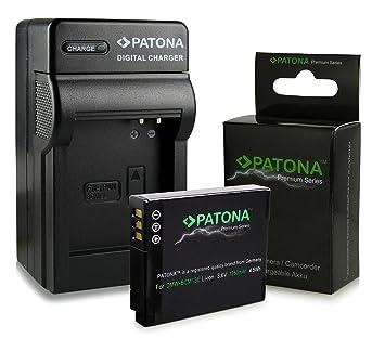 Cargador + Premium Batería DMW-BCM13E DMW-BCM13 para Panasonic Lumix DMC-FT5 | DMC-TS5 | DMC-TZ37 | DMC-TZ40 | DMC-TZ41 | DMC-ZS30 y mucho más … [ ...