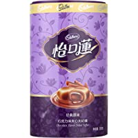 怡口莲巧克力味夹心太妃糖心意礼罐330g