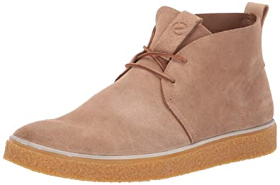 1b7ce91ce2 ECCO Crepetray Mens Desert Boots: Amazon.co.uk: Shoes & Bags