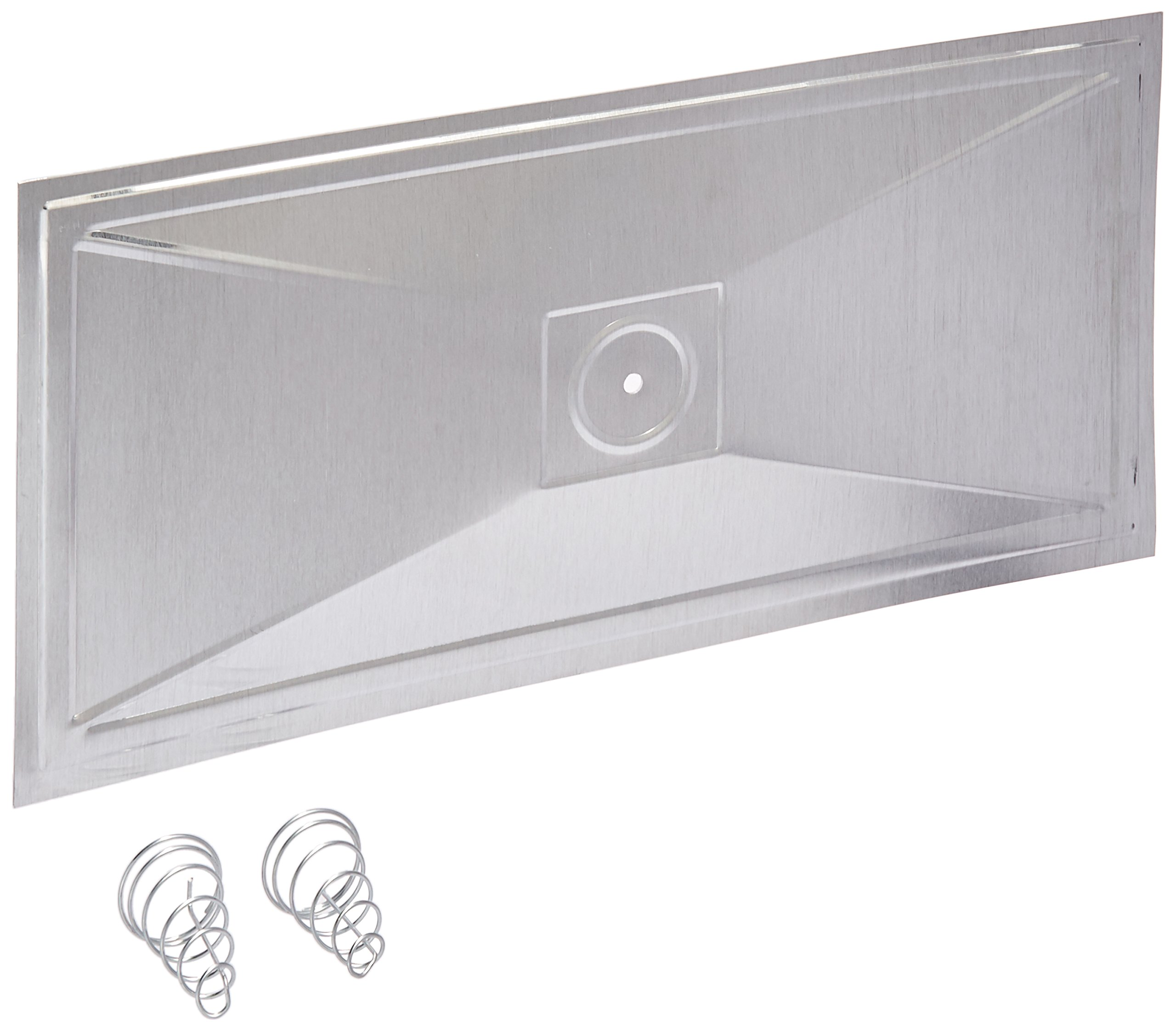 LL BUILDING PRODUCTS FVC 168 2PK Found Vent Cover