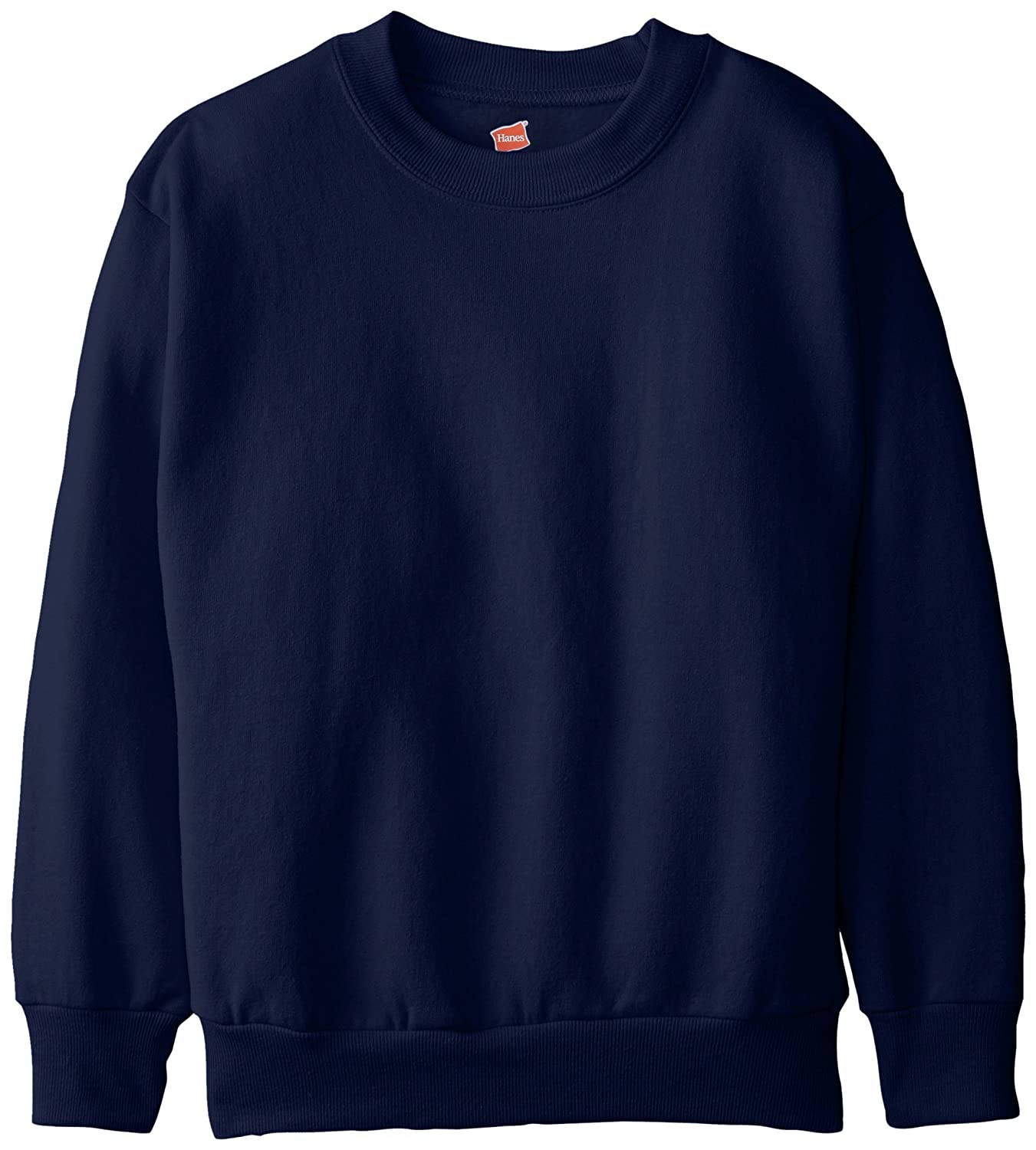 Hanes Big Boys' Eco Smart Fleece Crew Hanes - Boys 8-20 OP360