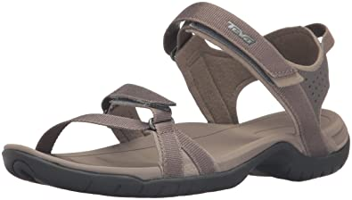 Teva W Verra, Women's Sandals, Brown (Bungee Cord), 3 UK (