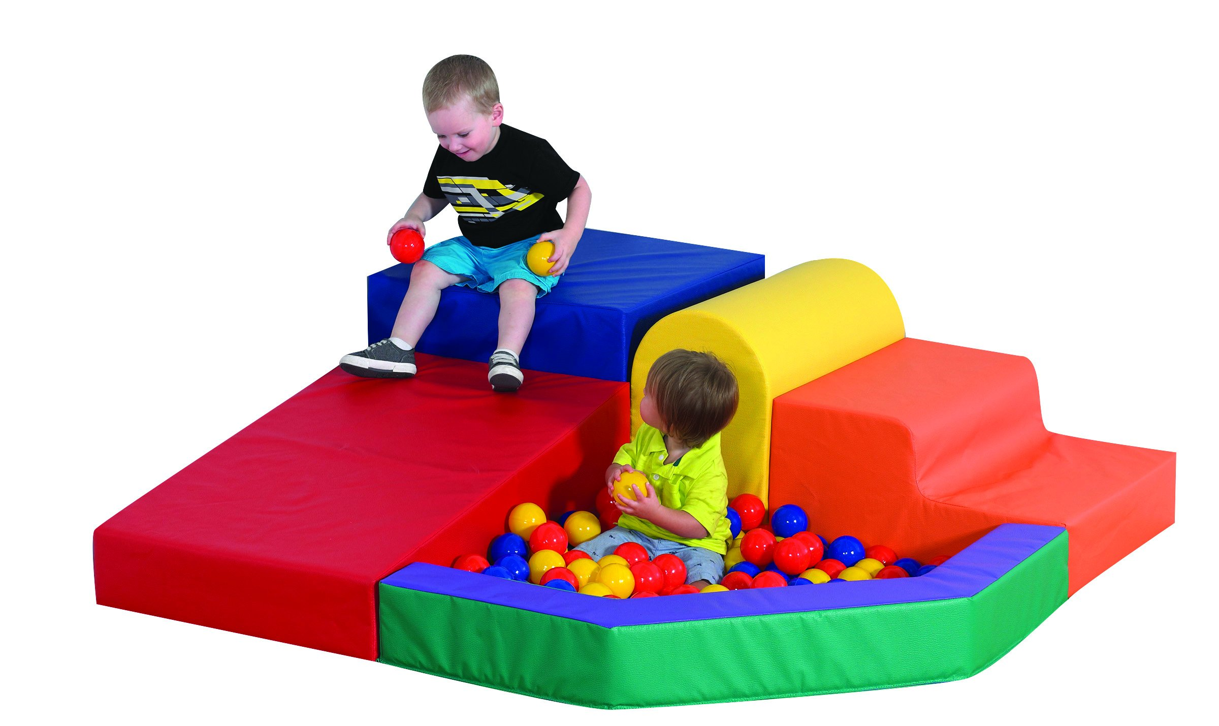 Children's Factory Mikayla's Mini Mountain Foam Toy for Children Active Playset for Kids