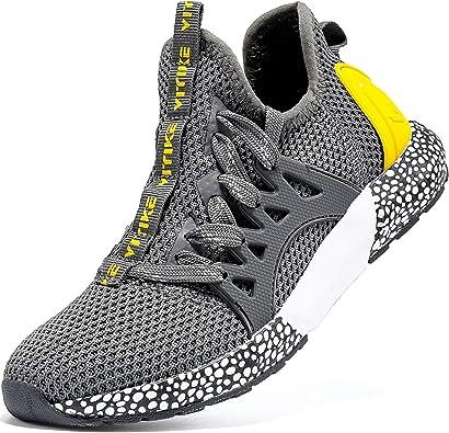 Zapatillas de Running para Unisex Niños Gimnasia Ligero Running Atletismo Sneakers Niñas: Amazon.es: Zapatos y complementos